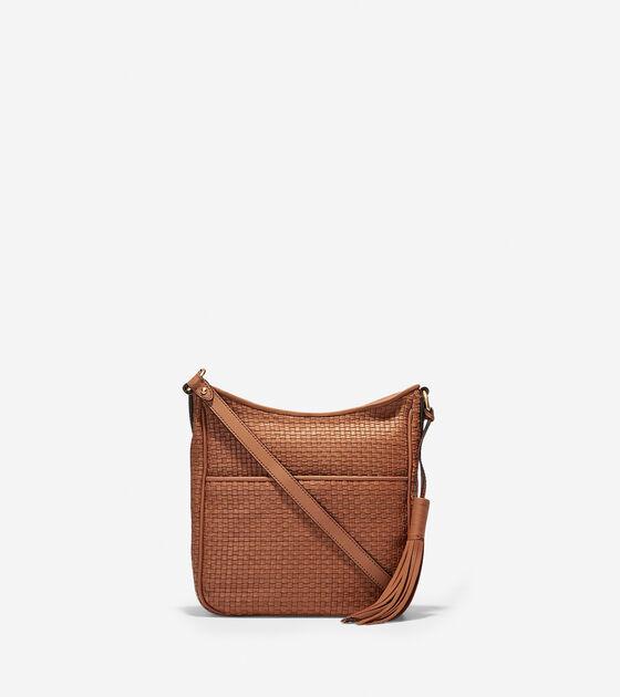 Handbags > Gabriella Weave Crossbody