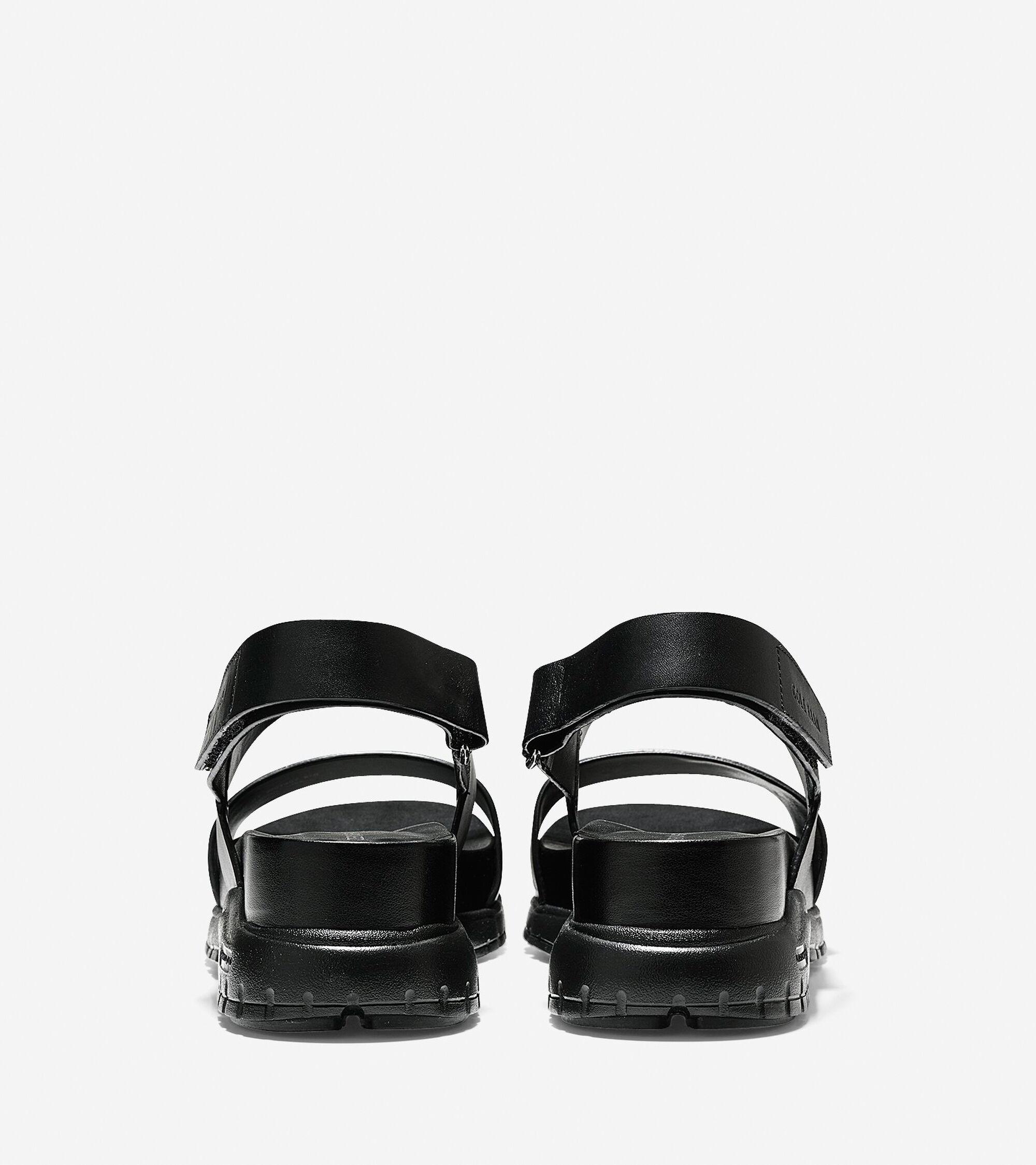 72909dddf3 Women's ZEROGRAND Slide Sandals in Black | Cole Haan