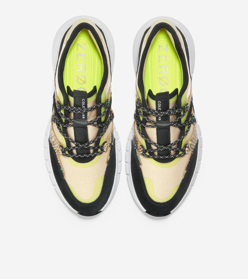 WOMENS ZERØGRAND Flex Lace Up Sneaker