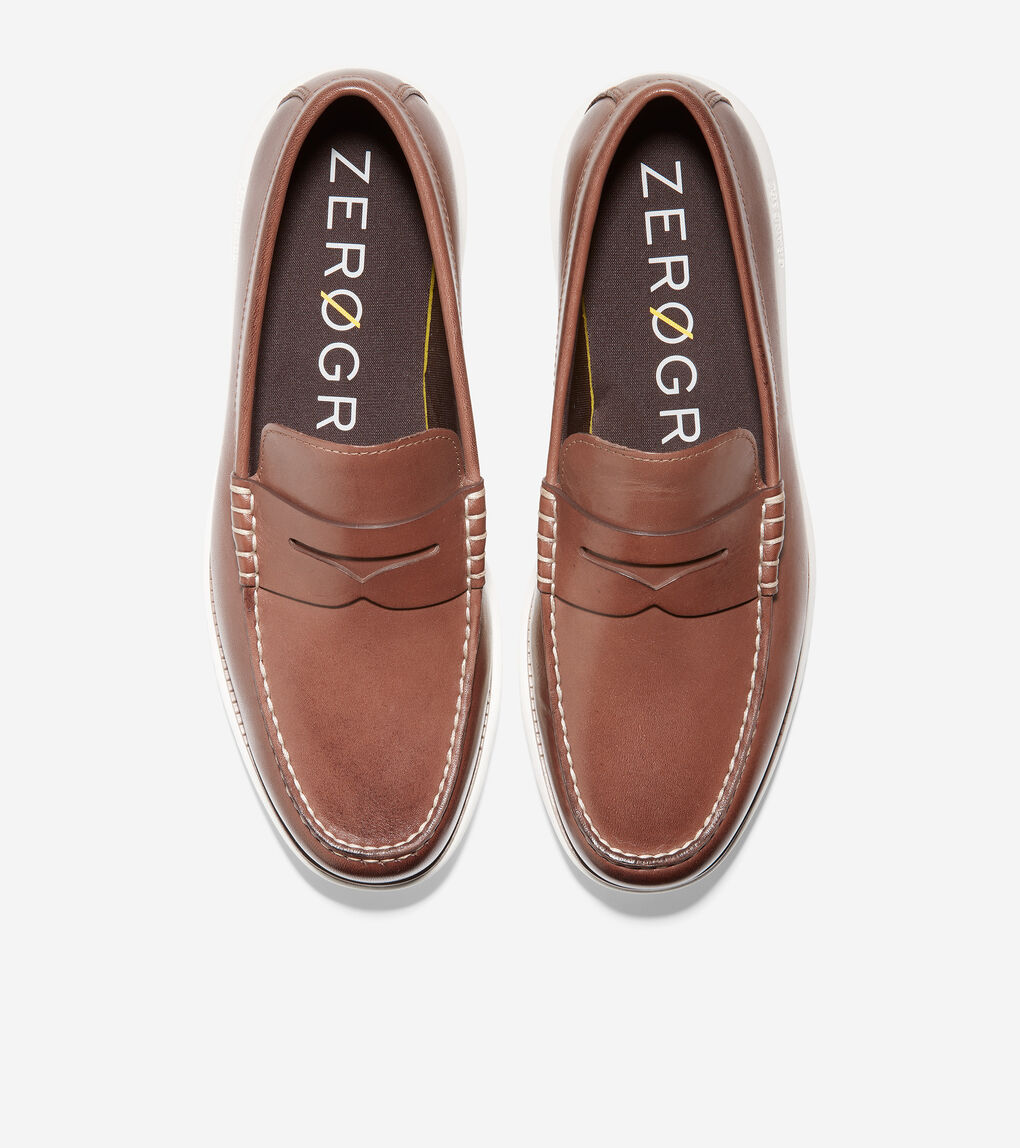 MENS 2.ZERØGRAND Penny Loafer