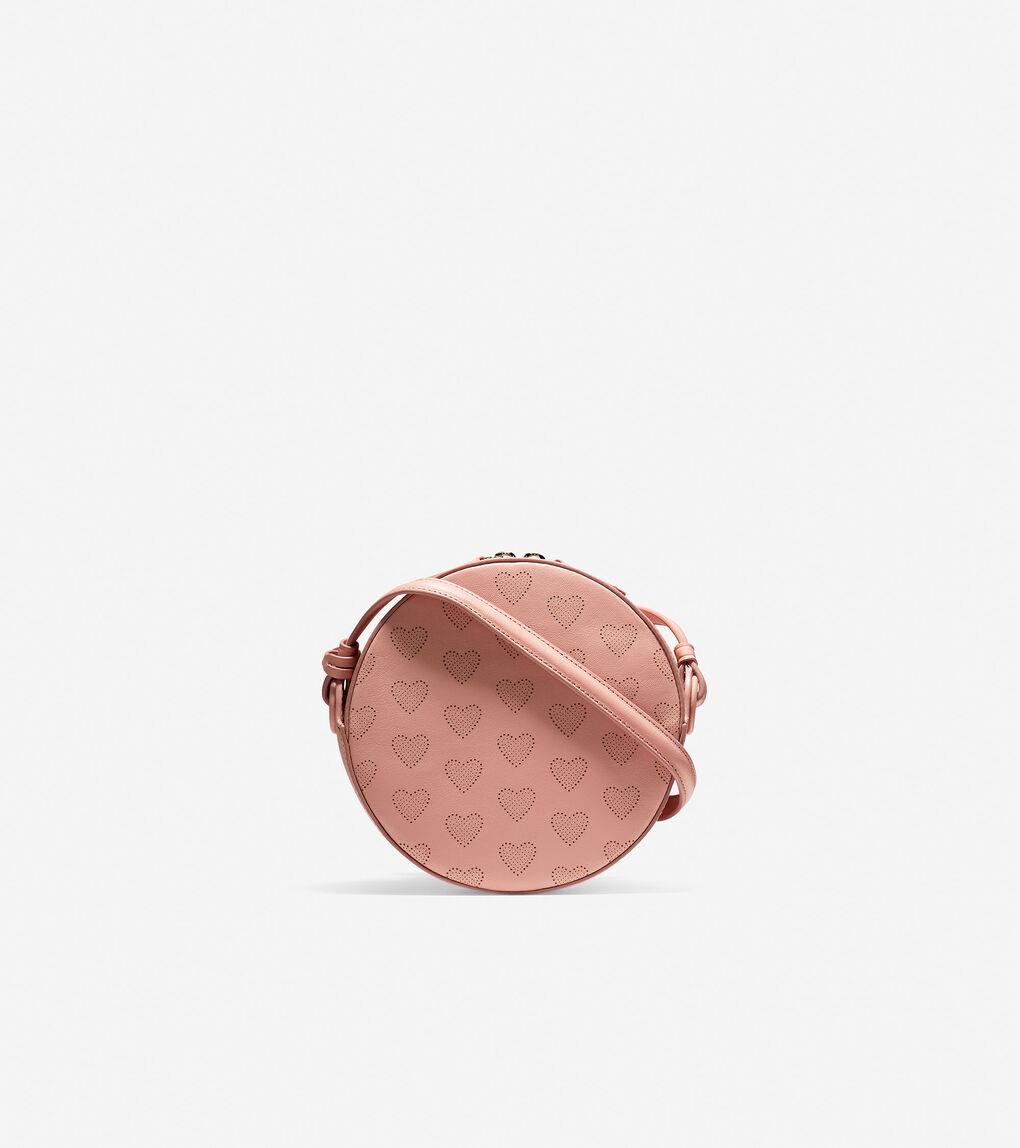 Womens Cole Haan x Rodarte Hearts Circle Bag