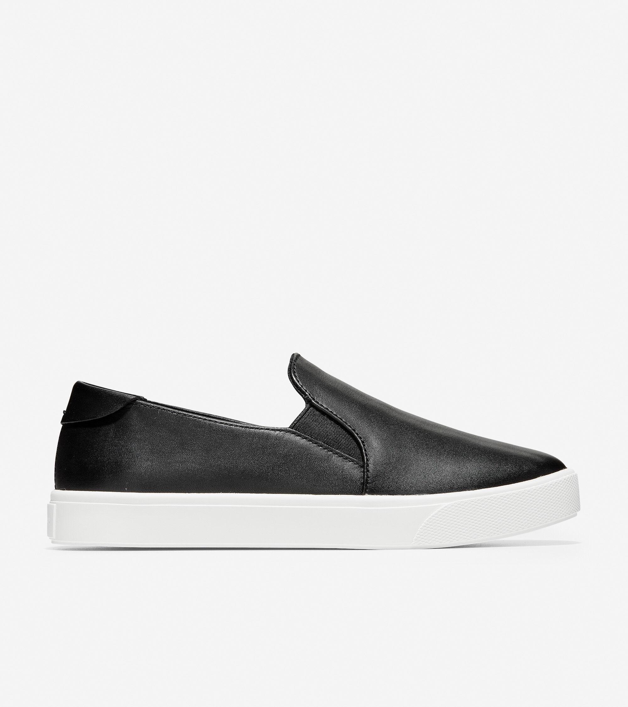 Spectator Slip-On Sneaker