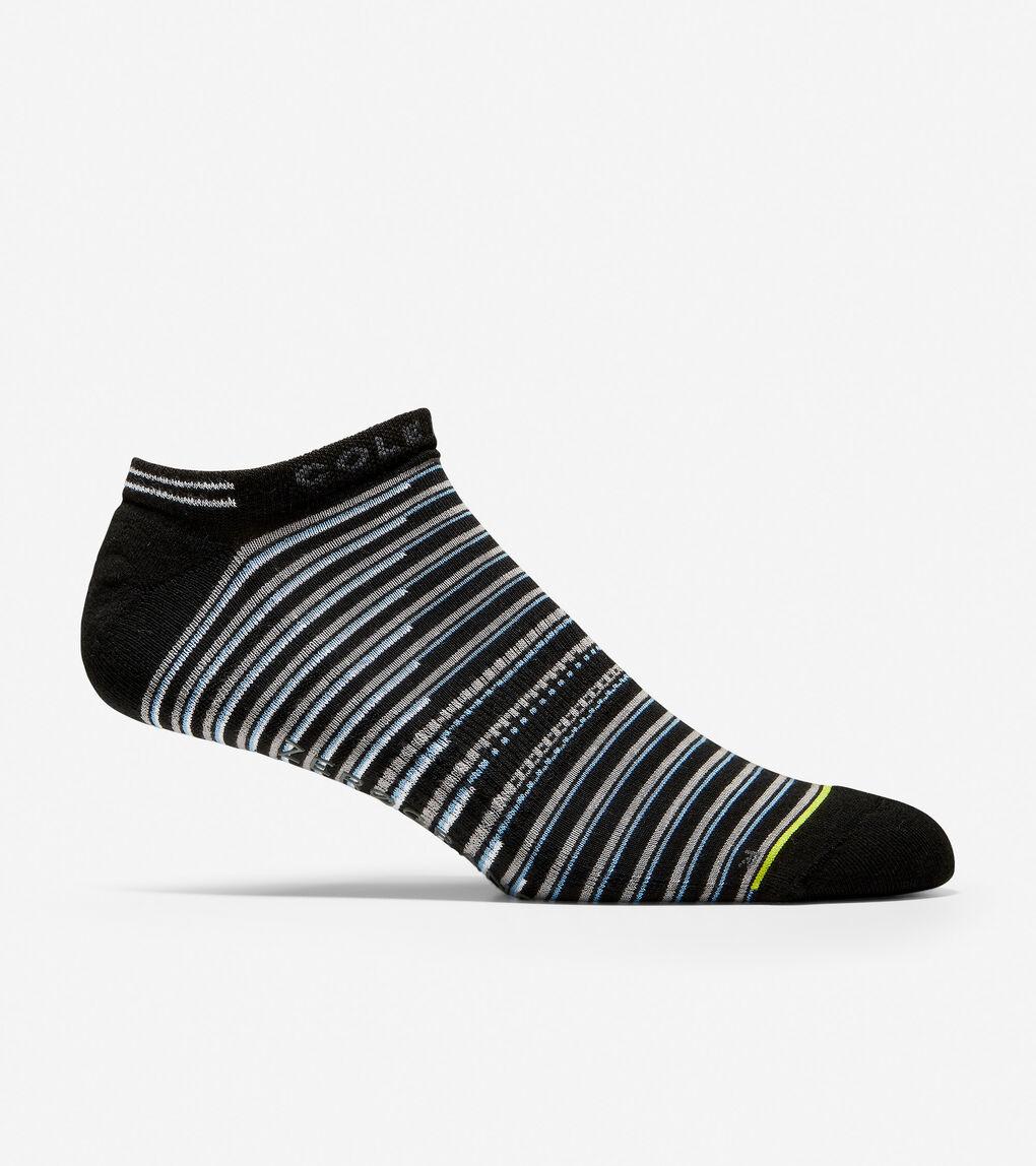 Mens ZERØGRAND Fine Stripe Liner