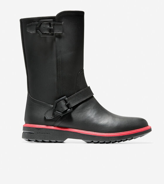Shoes > Millbridge Waterproof Moto Boot
