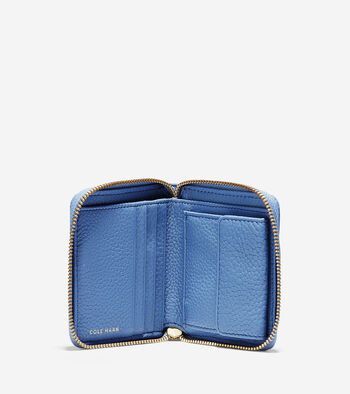 Cassidy Small Zip-Around Wallet