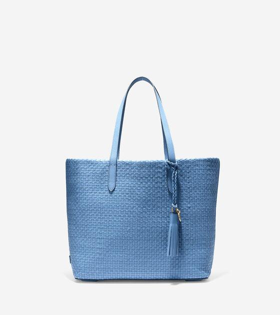 Handbags Payson Woven Tote