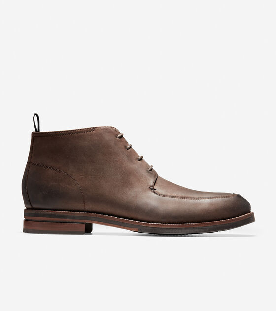 Boots > Wagner Grand Waterproof Apron Chukka