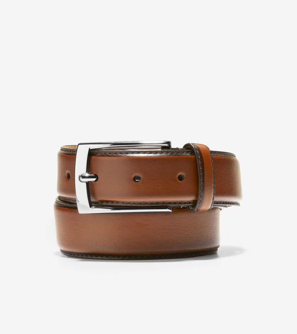 MENS Feathered Edge 32mm Belt