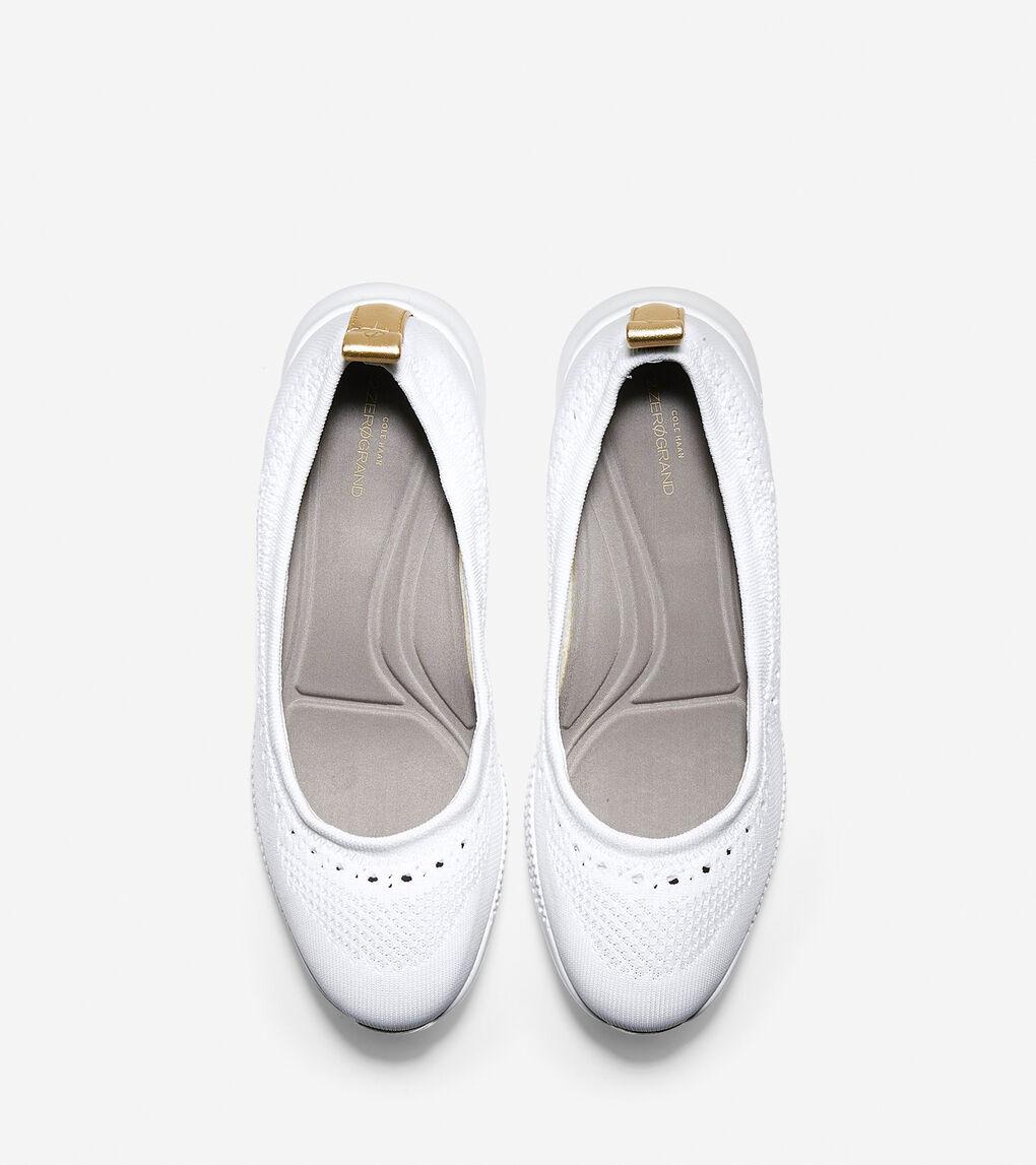 Womens 2.ZERØGRAND Ballet Flat