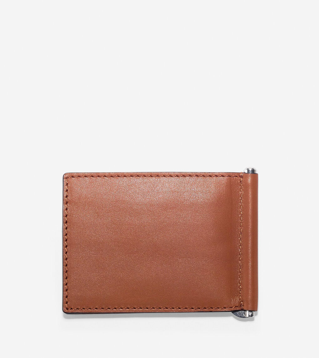 Mens Washington Grand Hinged Bifold Wallet