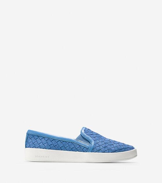 Shoes > Women's GrandPrø Spectator Slip On Sneaker