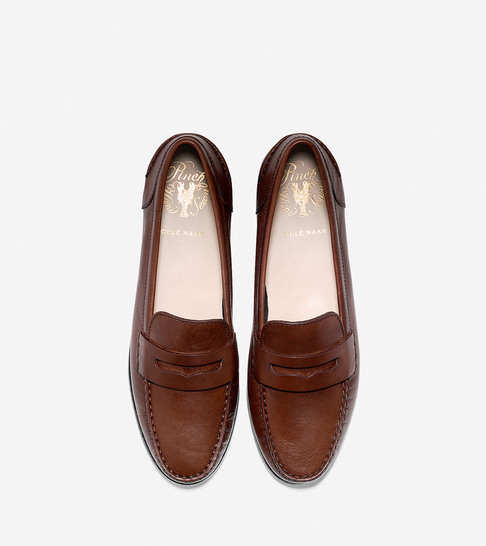 Pinch Grand Penny Loafer in Sequoia