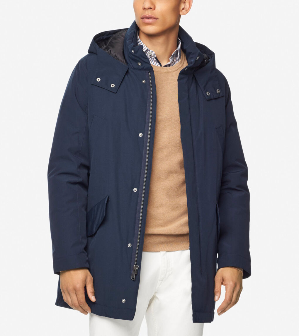 Mens Down Anorak