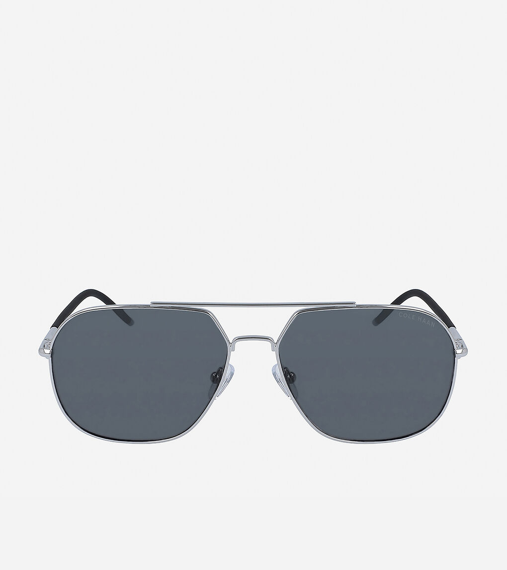 Mens Angular Navigator Sunglasses