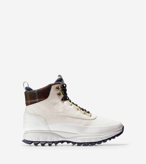 Shoes > Women's ZERØGRAND All-Terrain Waterproof Hiker Boot
