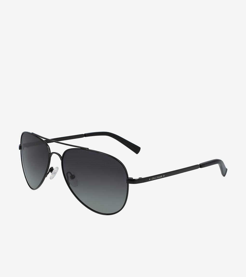 MENS Metal Aviator Sunglasses