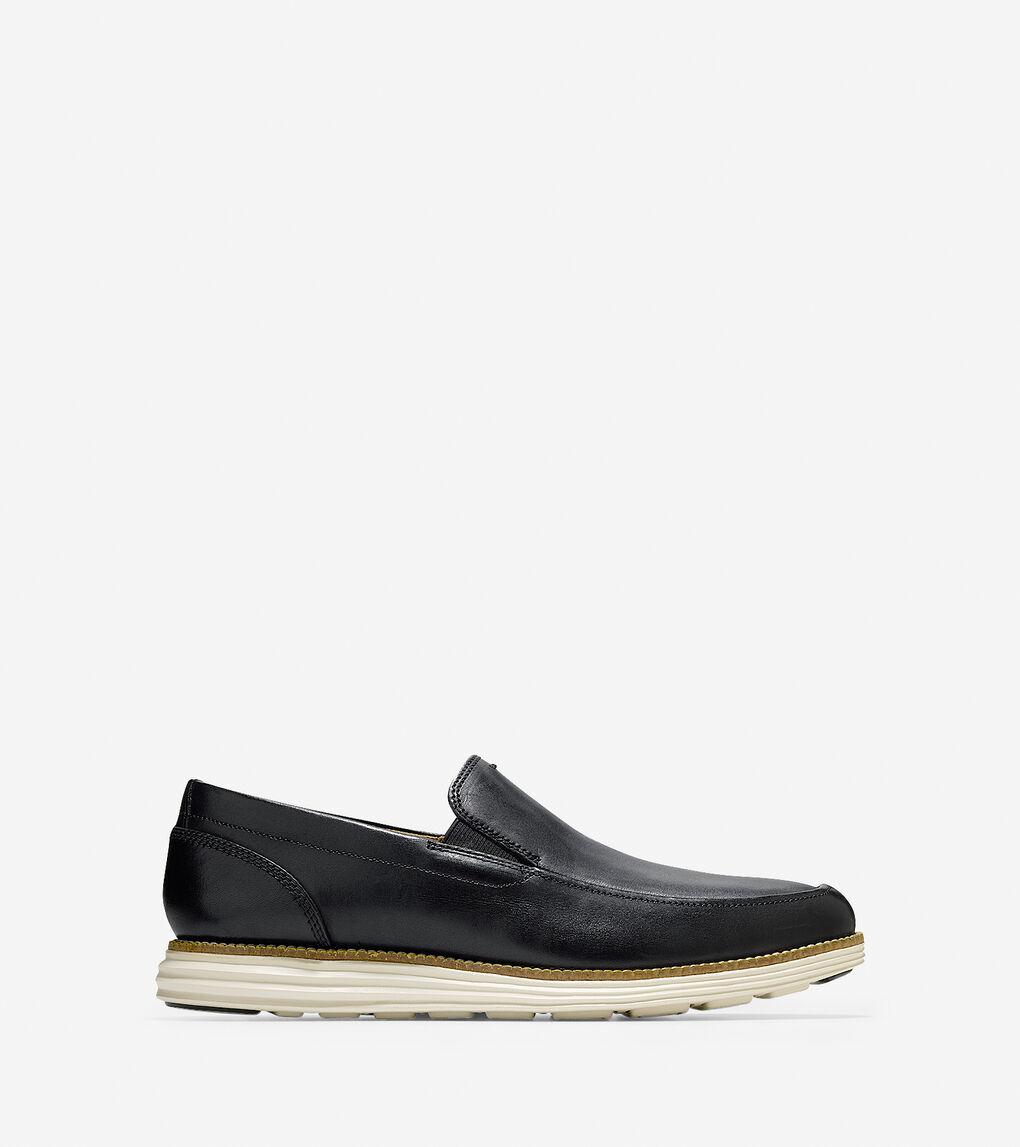 dca2bbaf6c Men's ØriginalGrand Venetian Loafer in Black-white | Cole Haan US