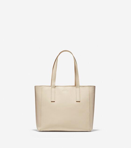 Handbags > Grand.ØS Leather Small Tote