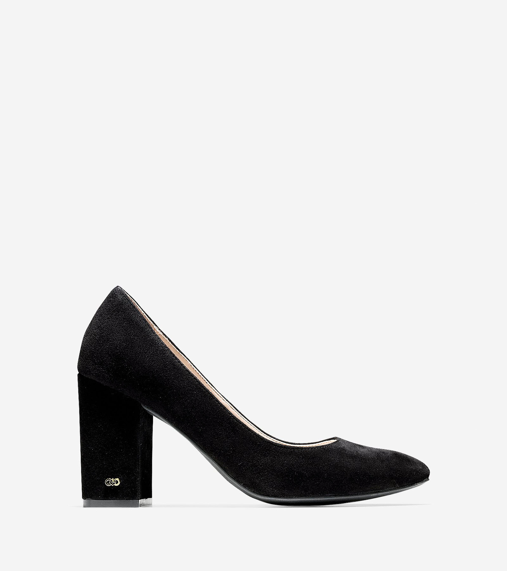 305a096ec83 Women s Alanna Pumps 85mm in Black Suede   Sale