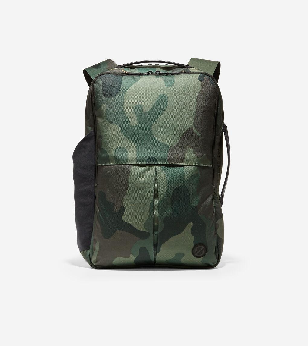 MENS ZERØGRAND Slim Convertible Backpack