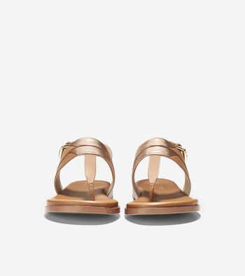 Ainslee Grand T-strap Sandal
