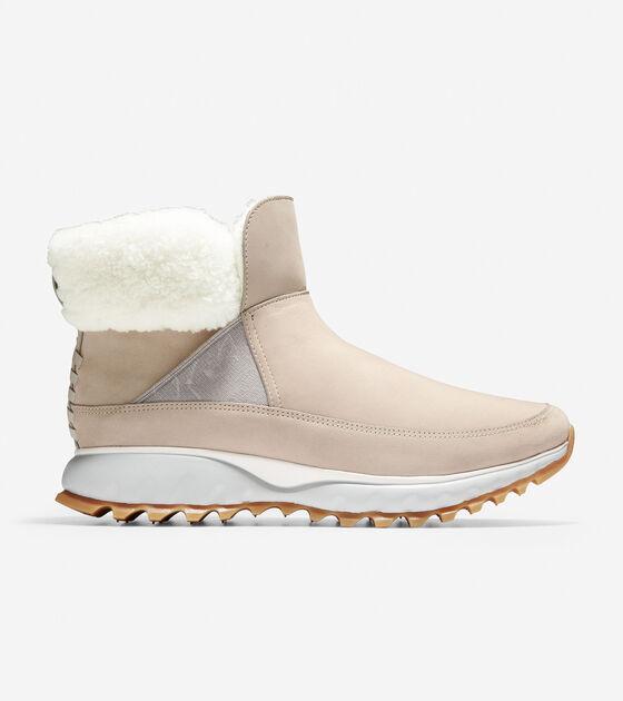 Shoes > Women's ZERØGRAND All-Terrain Waterproof Bootie