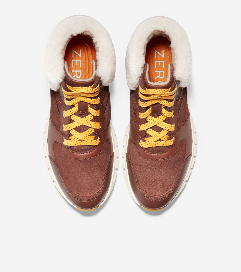 WOMENS ZERØGRAND Flex Sneaker Boot