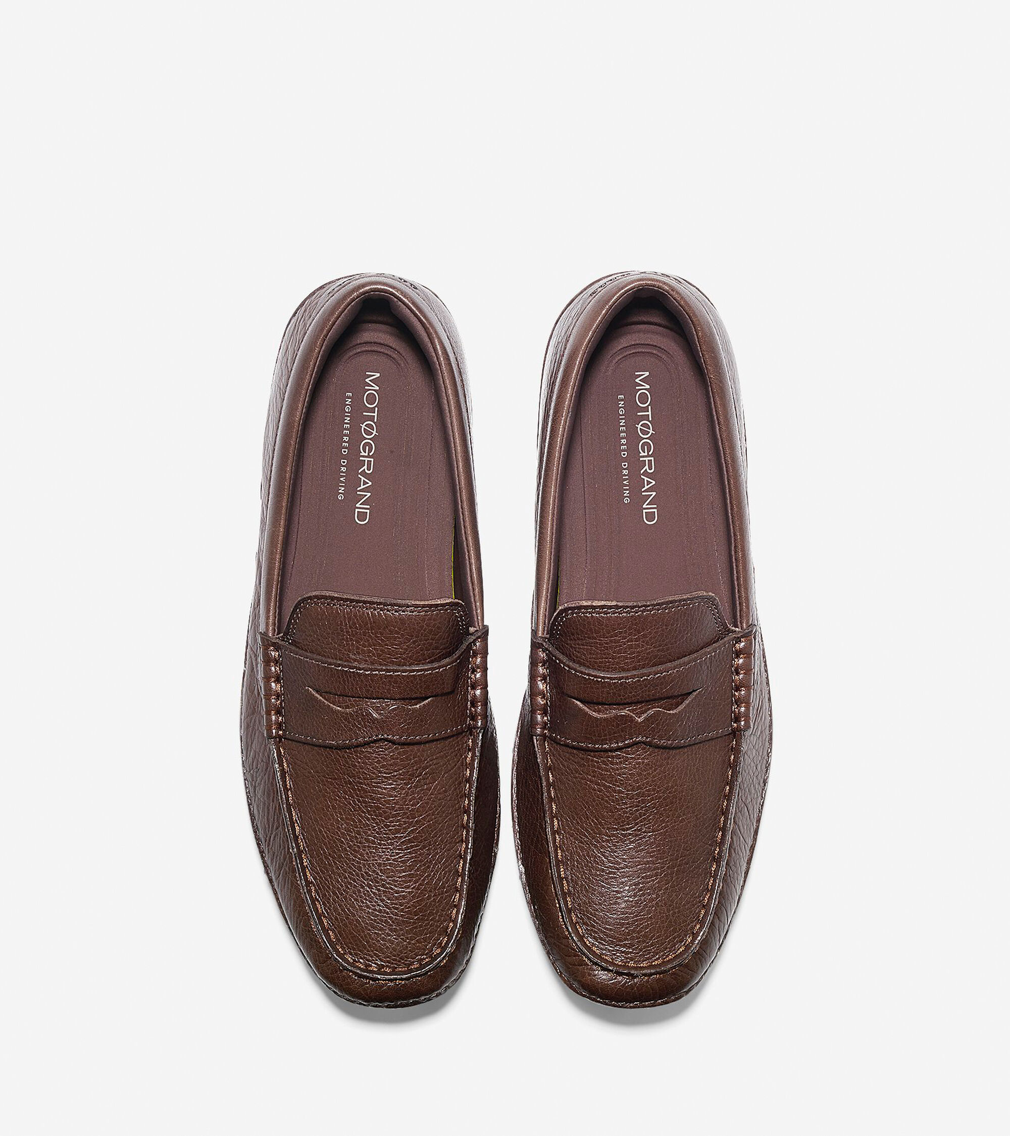 660719594c8 Men s MotoGrand Penny Drivers in Chestnut Leather
