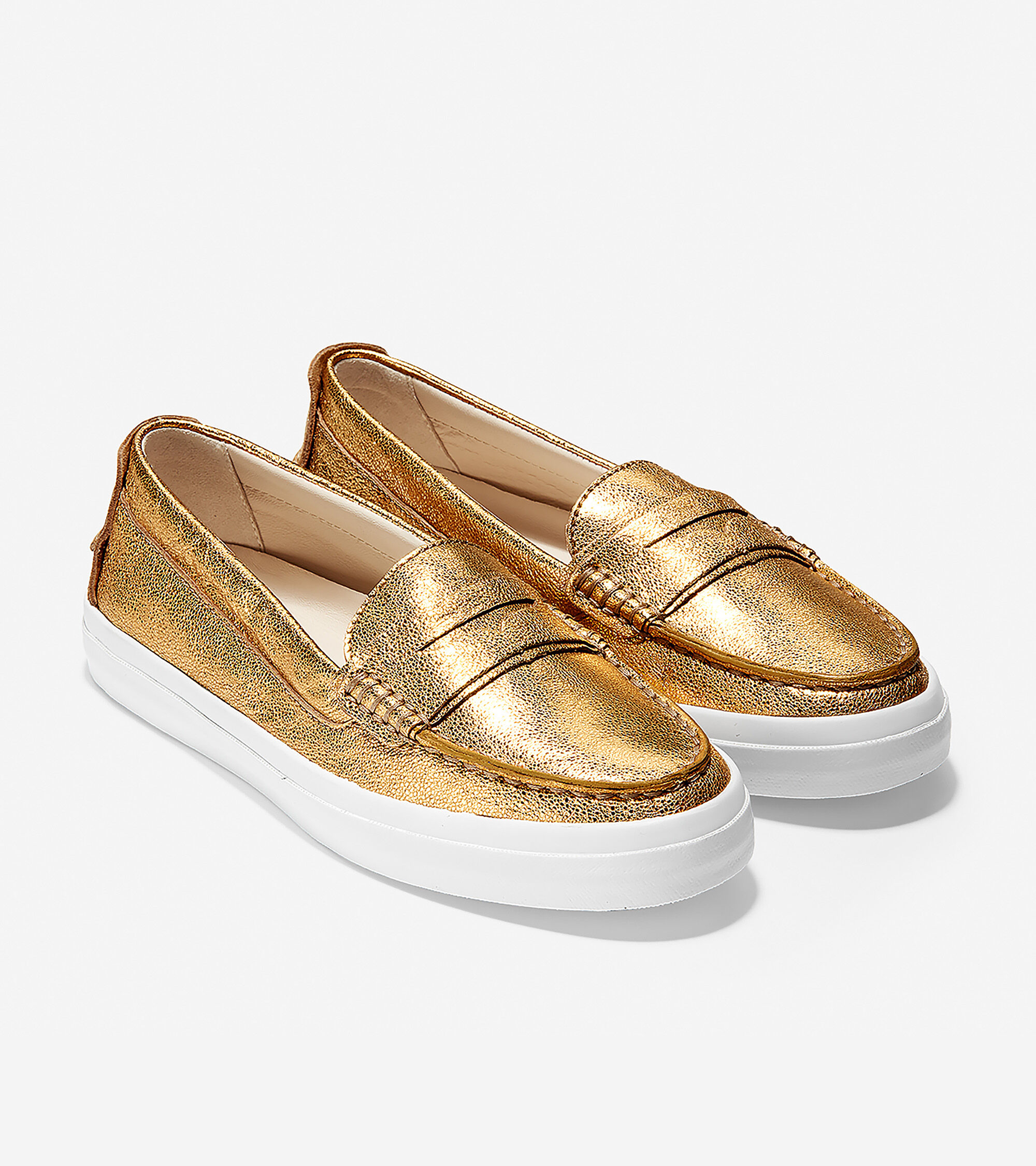 9522f12b3b96 Women s Pinch Weekender LX Loafers in Gold Soko Wash