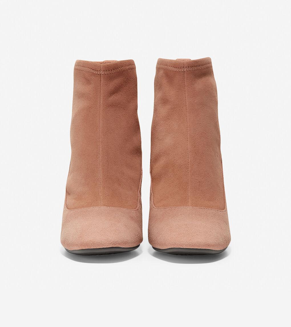 Womens Laree Stretch Bootie (65mm)