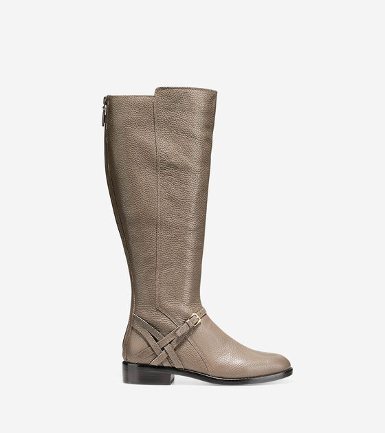 Shoes > Pearlie Boot - Extended Calf