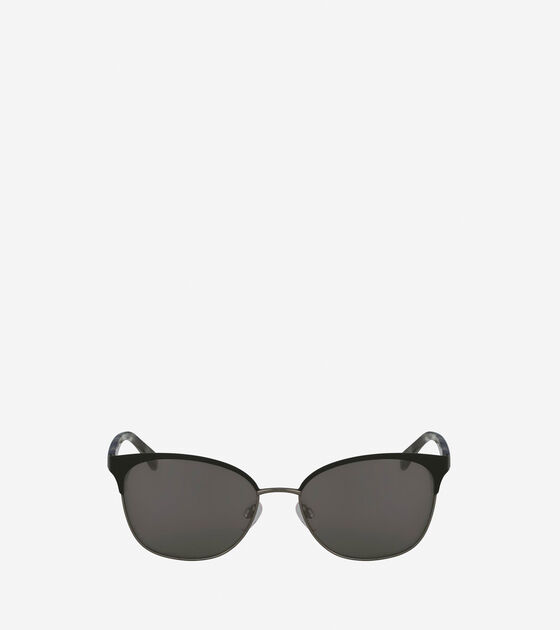 Sunglasses > Metal Acetate Teacup Sunglasses
