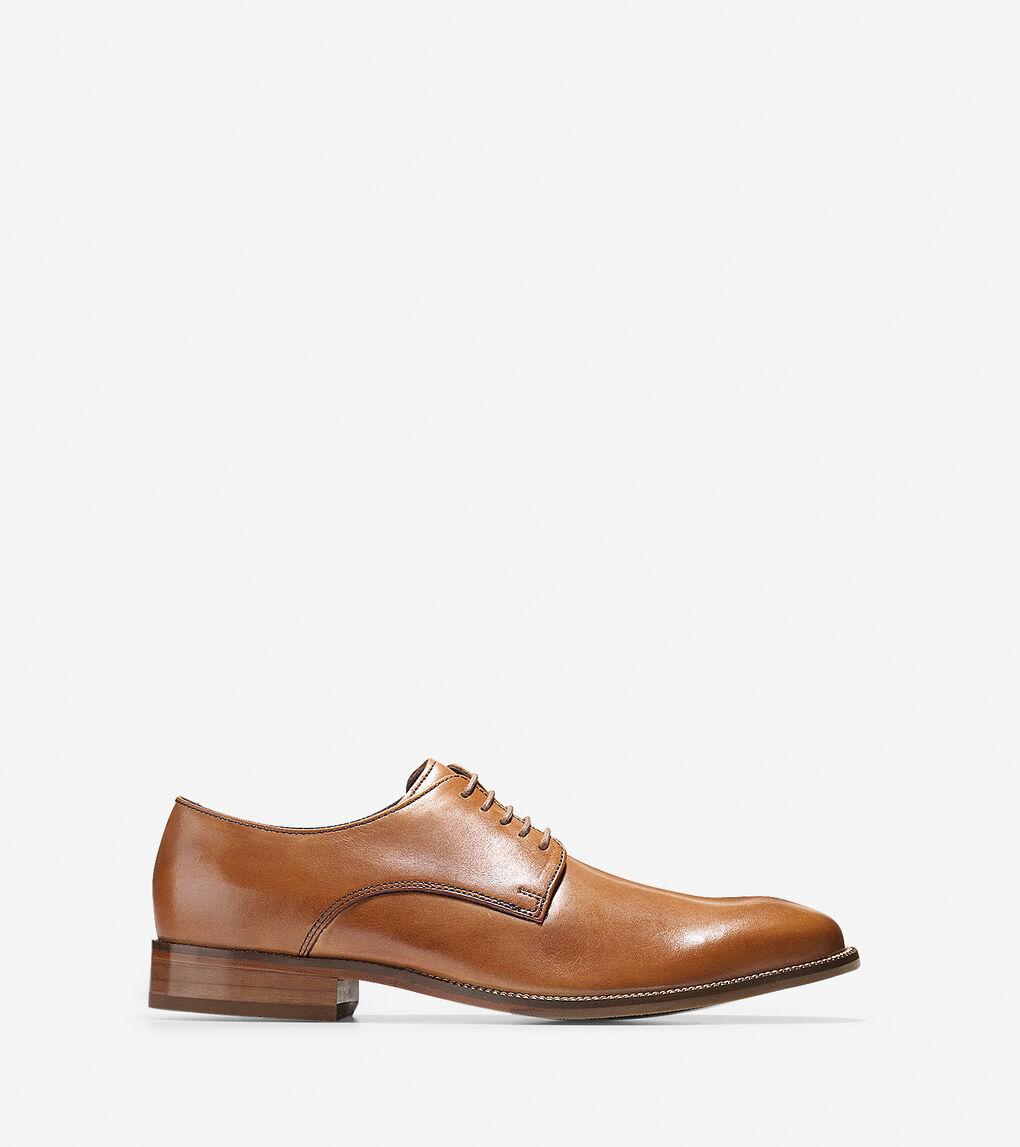 Mens Williams Plain Toe Oxford