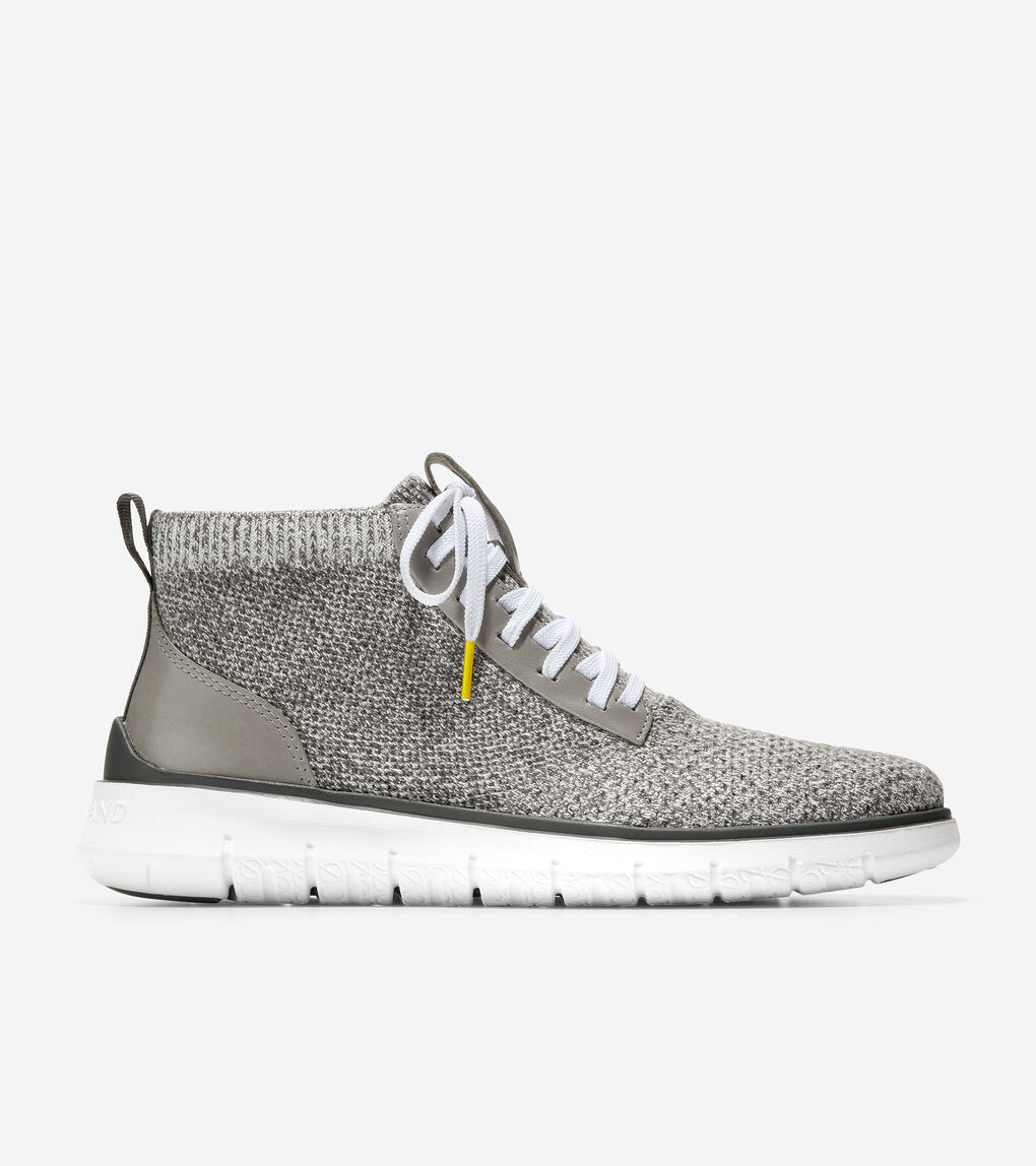 MENS Generation ZERØGRAND High Top Sneaker