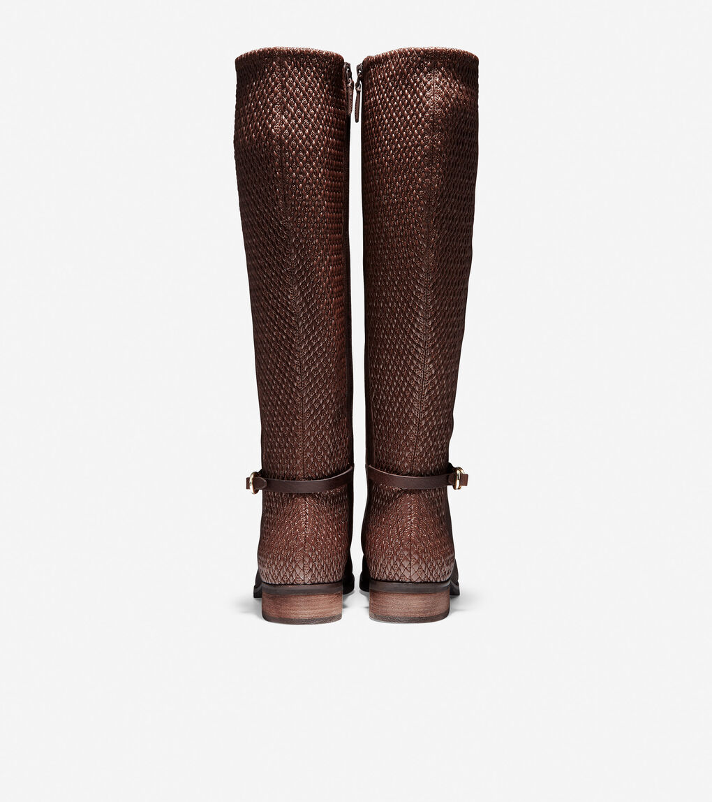 Womens Isabell Stretch Boot