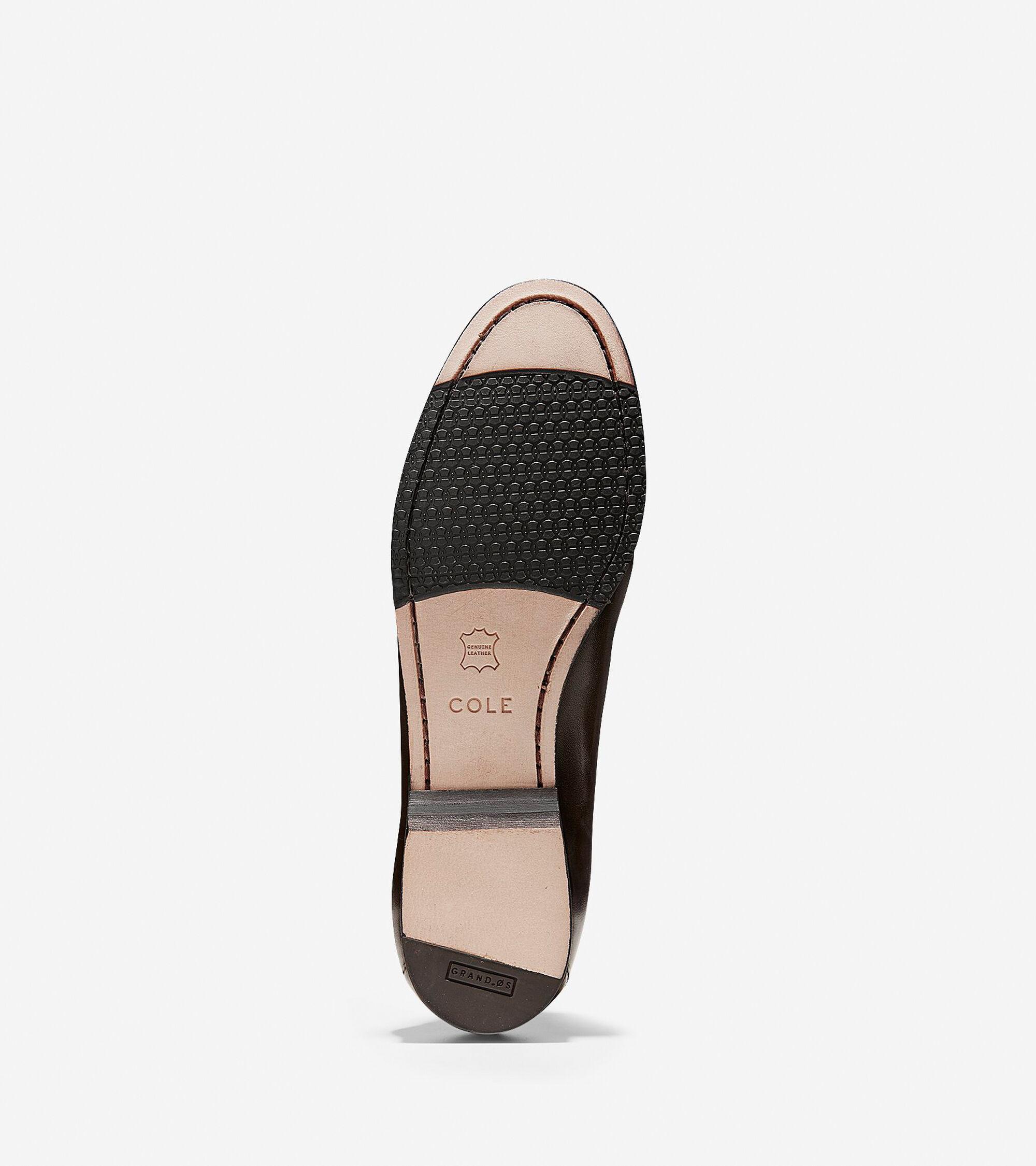 9f72de1764a Women s Pinch Genevieve Weave Loafers in Chestnut