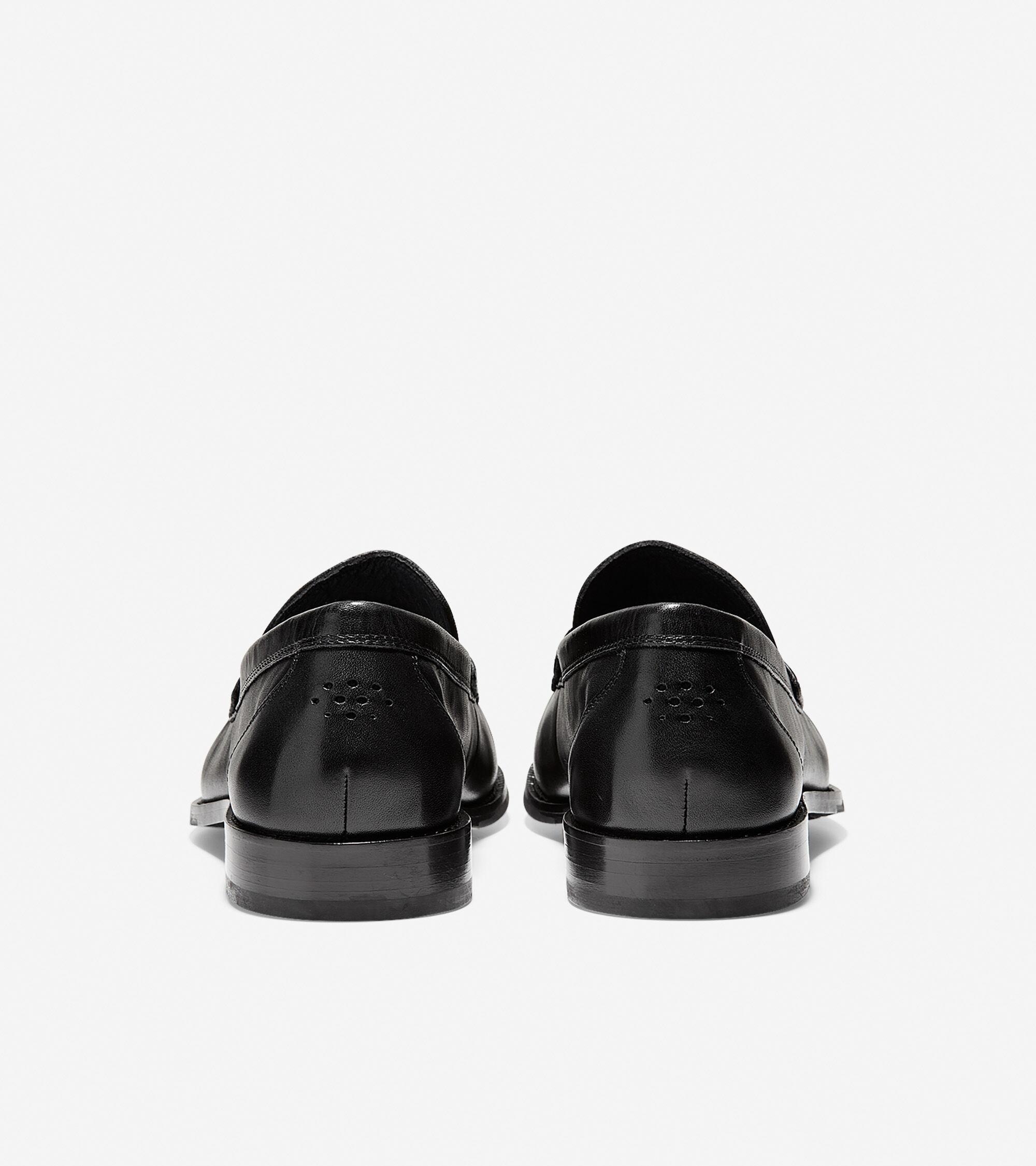 8d28b3fec6f Men s Pinch Grand Classic Tassel Loafers in Black