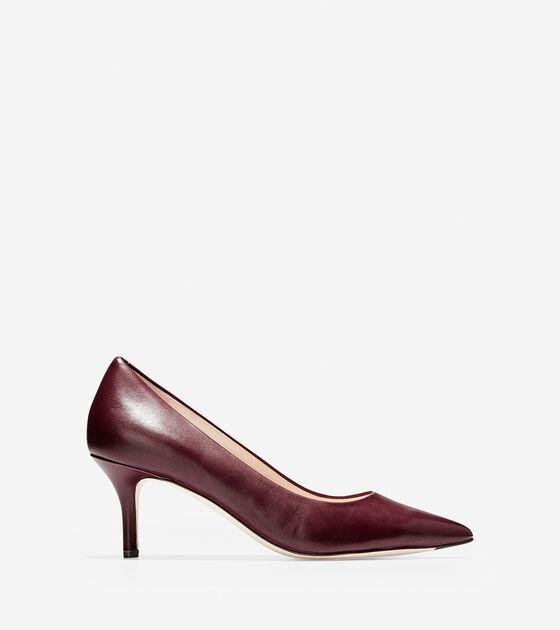 Heels & Wedges > Vesta Pump (65mm)