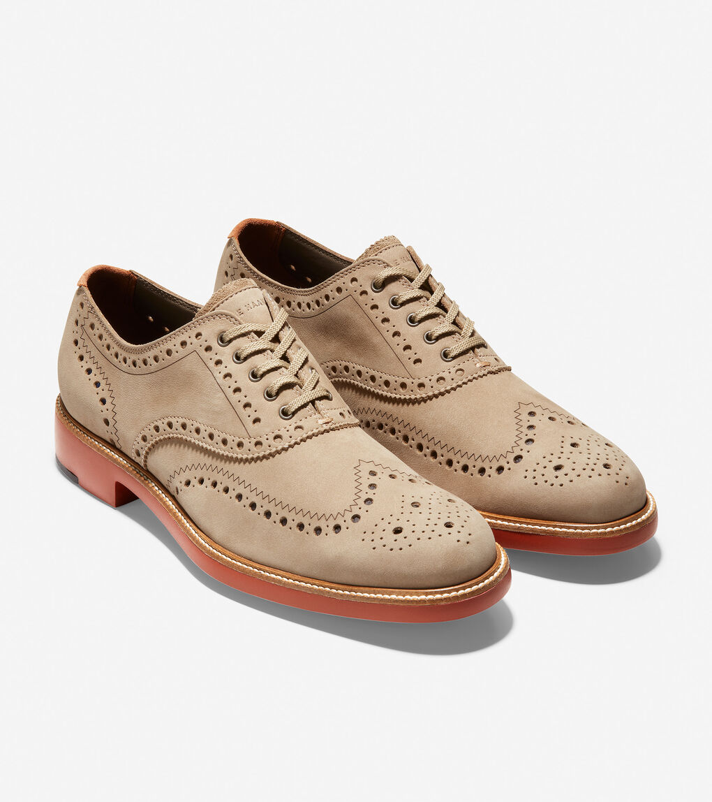 MENS 7 Day Wingtip Oxford
