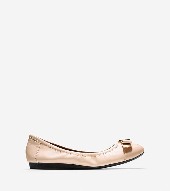 Shoes > Elsie Bow Ballet Flat