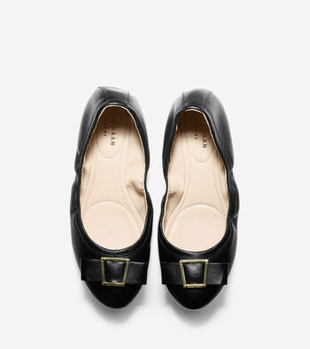 Emory Bow Ballet Flat