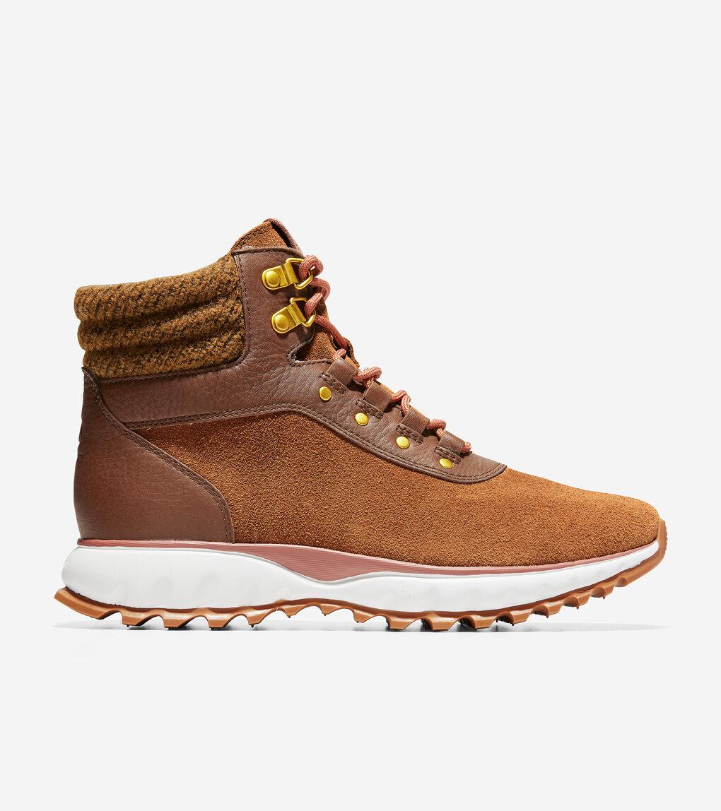 Womens ZERØGRAND XC Hiker Boot