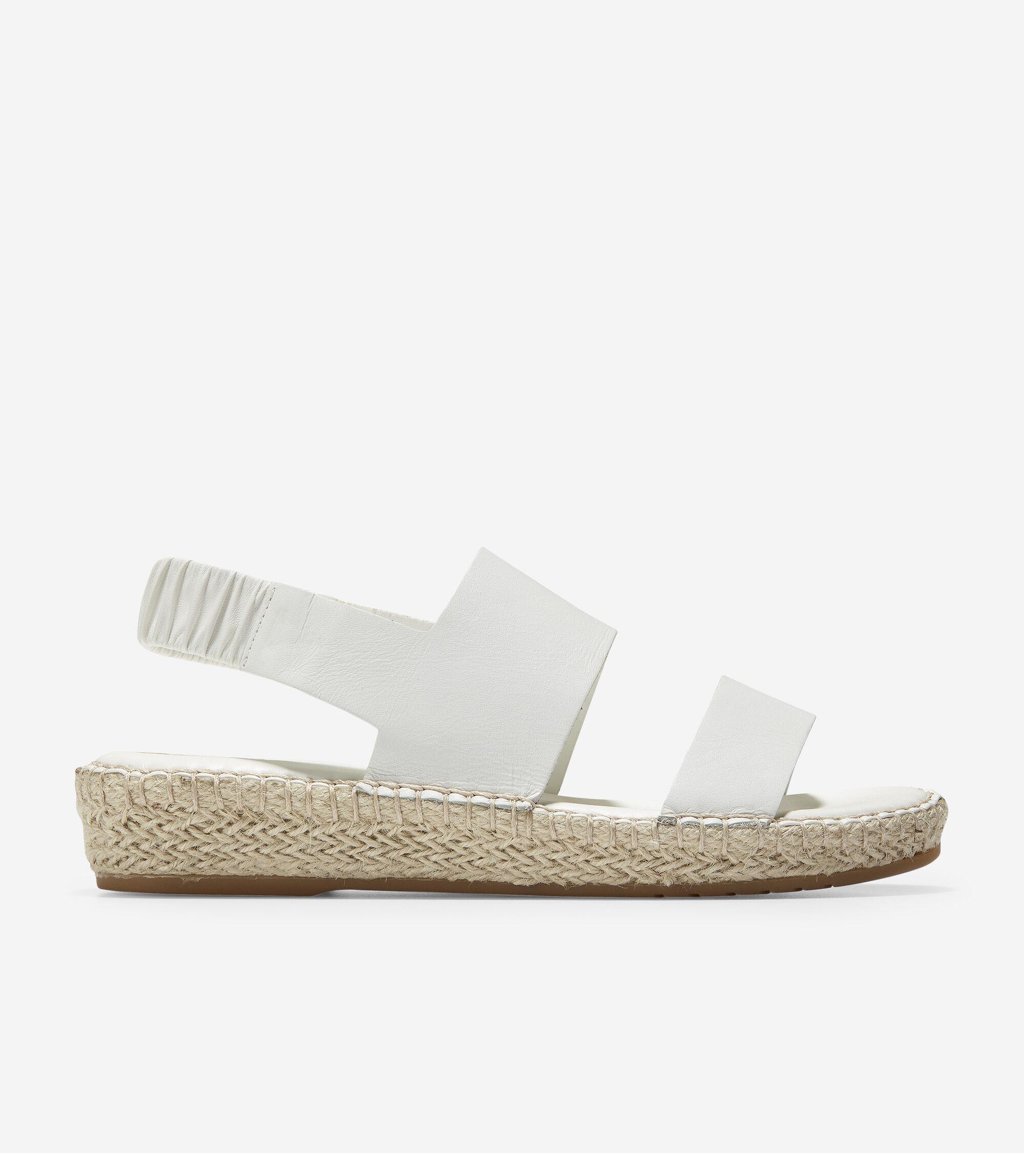 Women's Cloudfeel Espadrille Sandal in