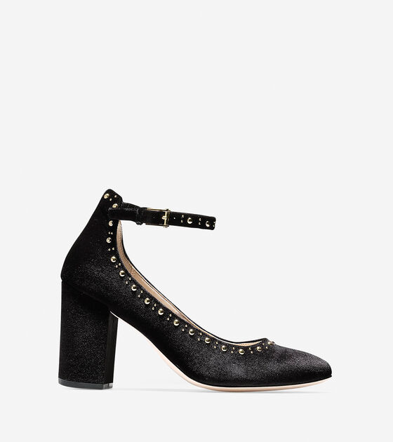 Shoes > Larue Grand Stud Pump (85mm)