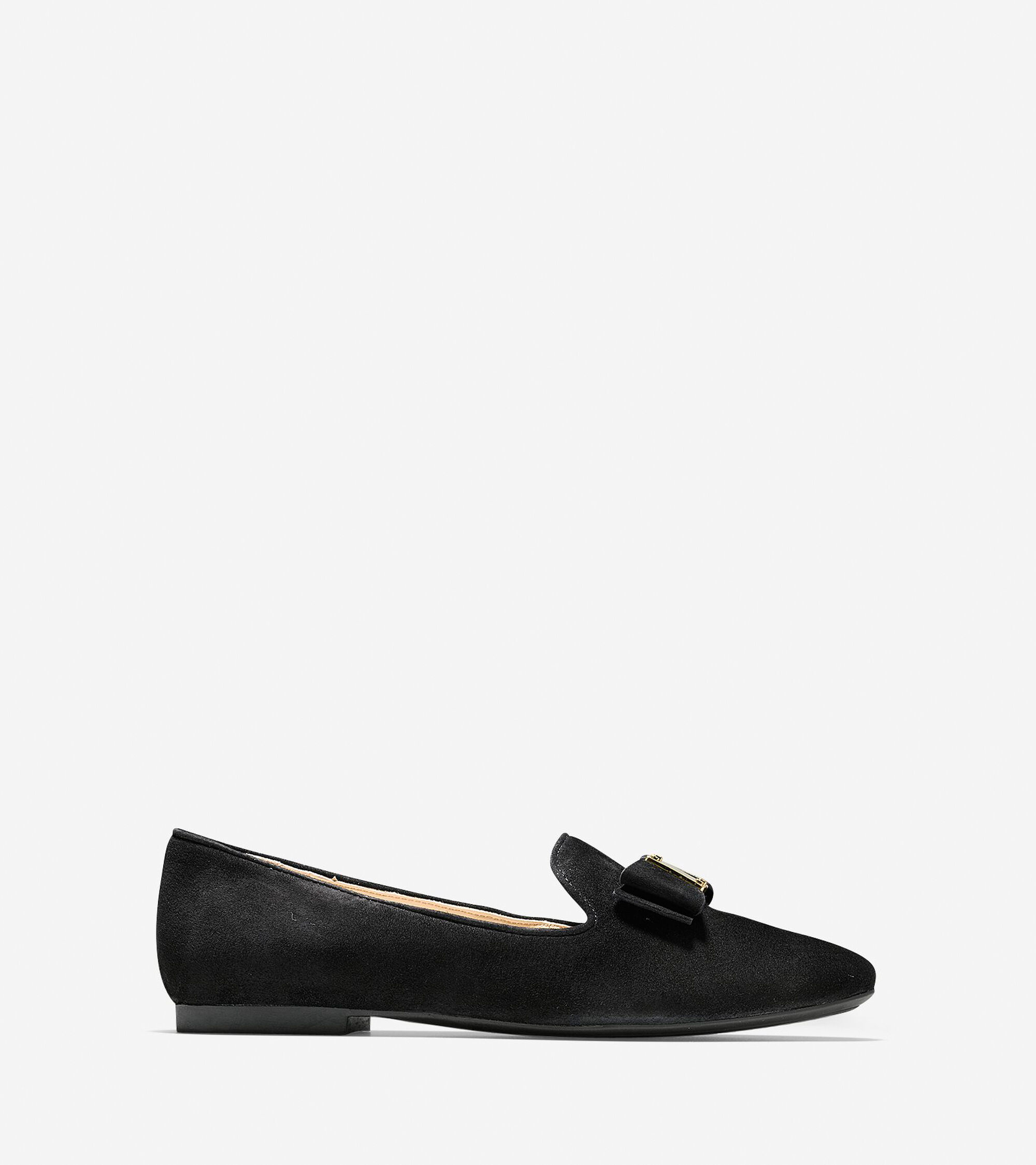 4bac89c4afc Women s Tali Bow Loafers in Black