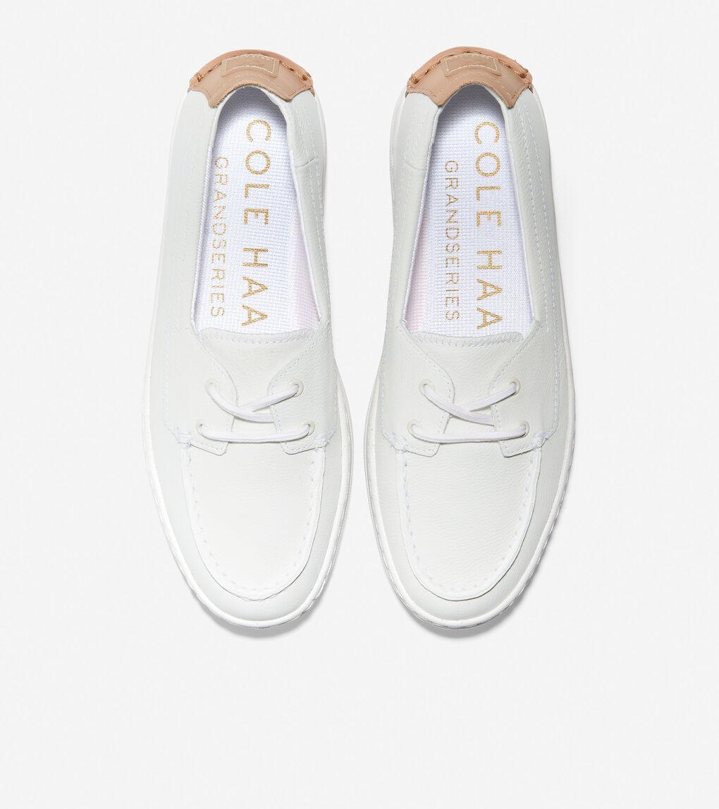 WOMENS Cloudfeel Weekender Boat Shoe
