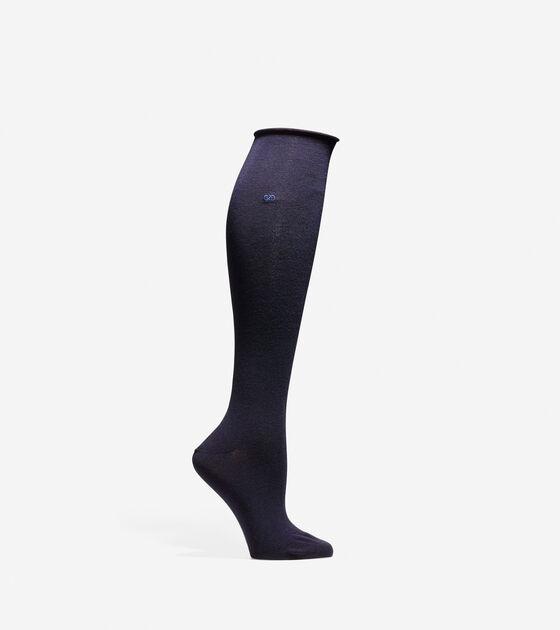 Socks & Tights > Roll Top Knee High Socks