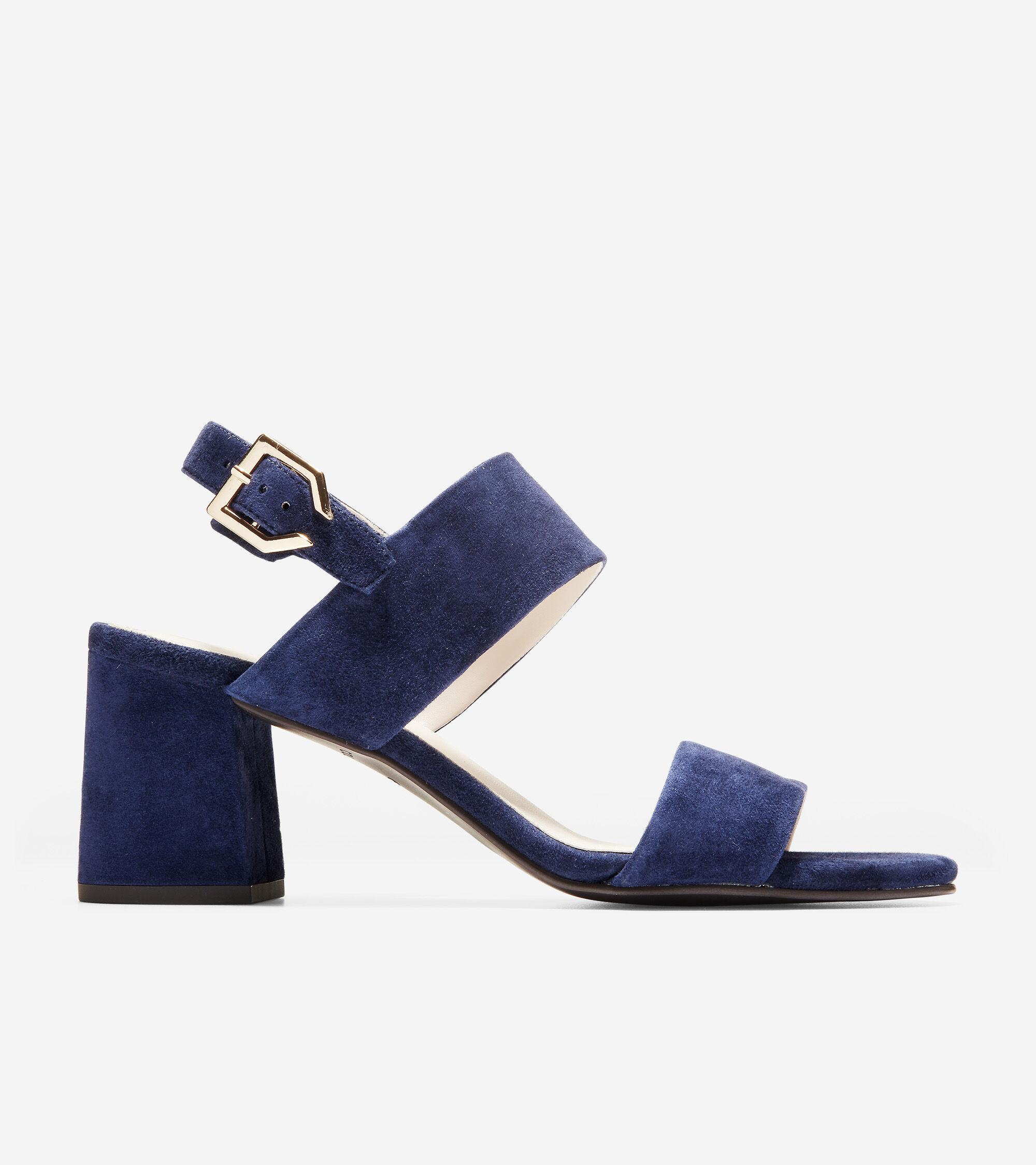 7c2c7cc0fc8 Women s Avani City Sandals 65mm in Marine Blue