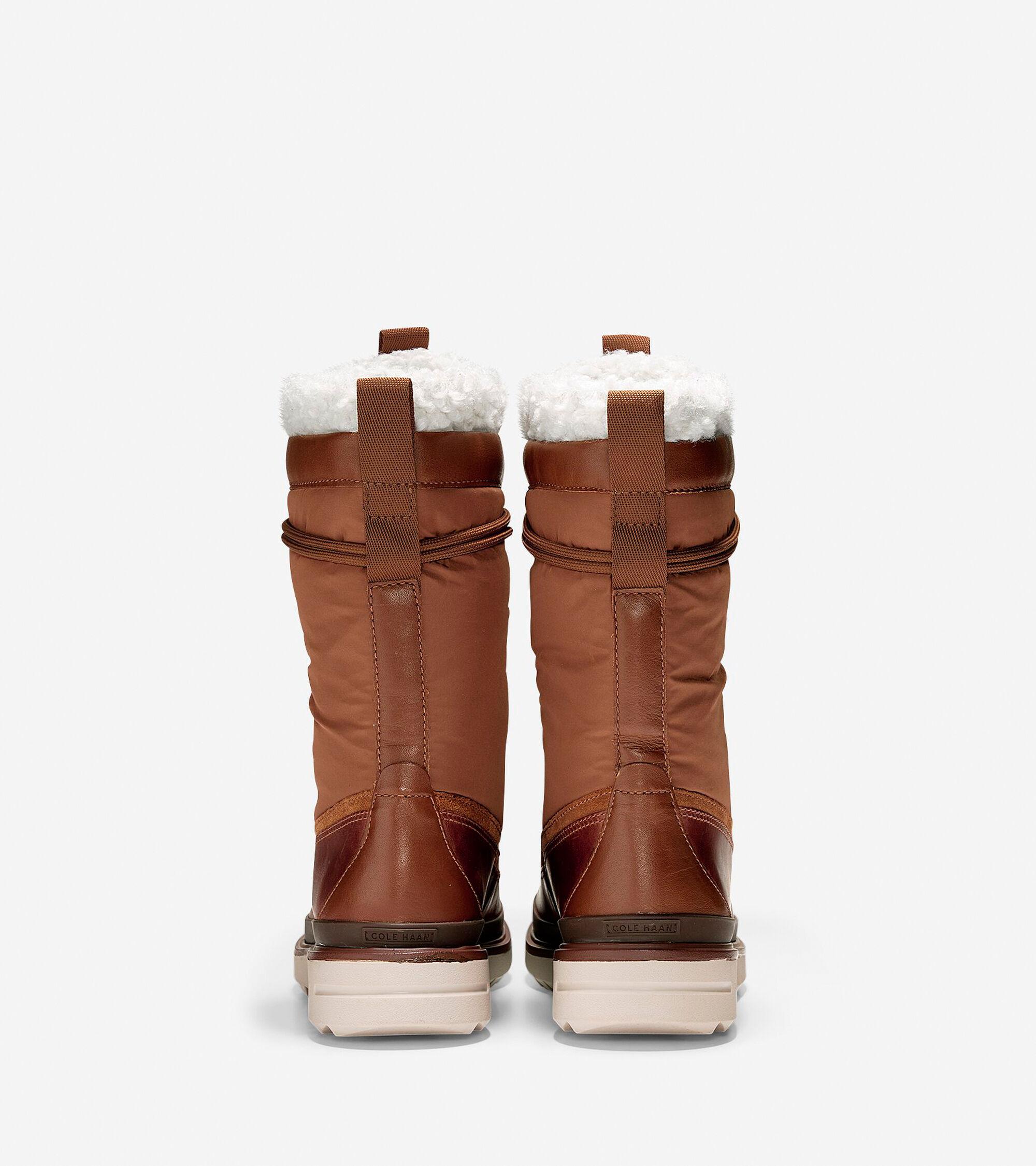 Women s Millbridge Waterproof Lace Up Boots in Woodbury Natural ... 3c9ed37ff