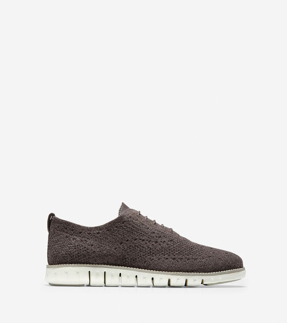 Shoes > Men's ZERØGRAND Oxford with Stitchlite™ Wool